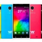 Woxter zielo, nueva gama de móviles baratos y gran calidad