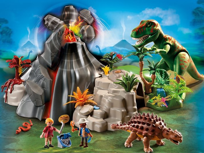 Playmobil dinosaurios: Encuentra la mejor opción