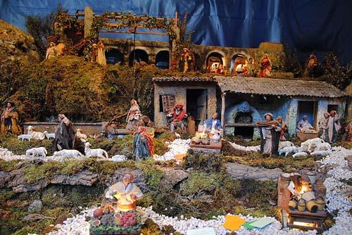 Navidad en Sicilia: fiestas, tradiciones, pesebres y gastronomía