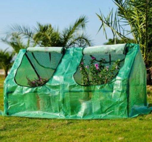 Invernaderos caseros baratos y muy útiles