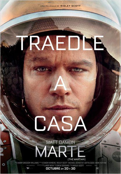 """Crítica de """"Marte"""", con Matt Damon"""