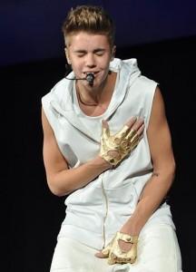 Gran Hermano 16: Justin Bieber en concierto 2012