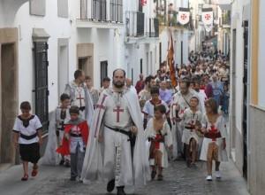 Jerez de los Caballeros, festival Templarios
