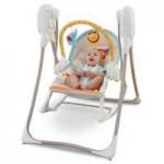 Fisher Price: hamacas para bebés