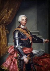 El rey Carlos III introduce la tradición napolitana de los belenes