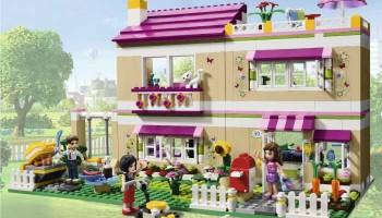 Lego Friends, los mejores Lego para nñas