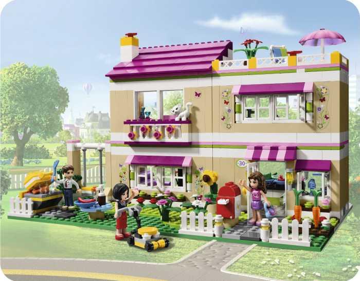 14 Lego Friends para regalar en Navidad