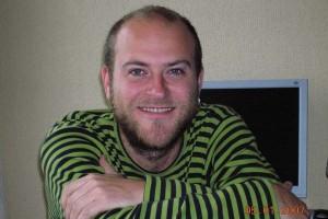 El escritor Alejandro Pedregosa Morales