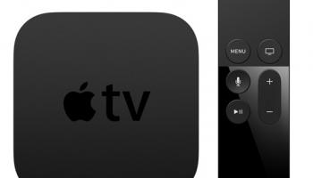 Apple tv. Tercera generación.