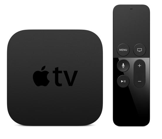 Apple TV, la cuarta generación: Características