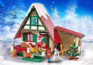Casa de Papa Noel Playmobil Navidad