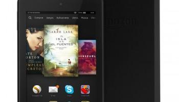 Comprar la nueva Kindle Fire de 59 euros