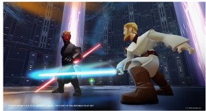 Twilight of the Republic de Disney Infinity3.0 Star wars