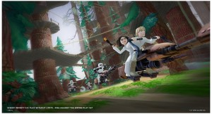 Videojuego Star wars Disney Infinity 3.0