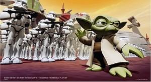 Yoda Star Wars videojuego