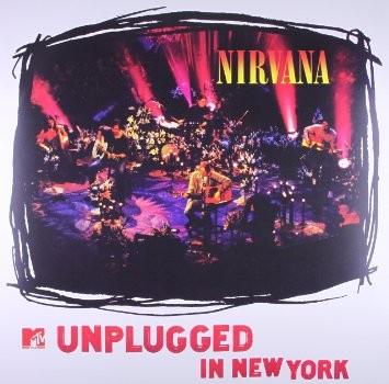 Disco de vinilo de Nirvana
