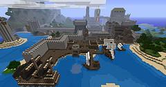 En Minecraft los más pequeños de la casa pueden construir cosas tan impresionantes como esta