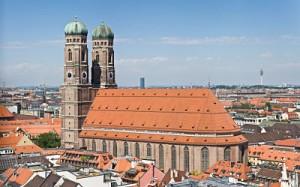 Catedral de Múnich: el único monumento que se mantuvo invicto durante la Segunda Guerra Mundial