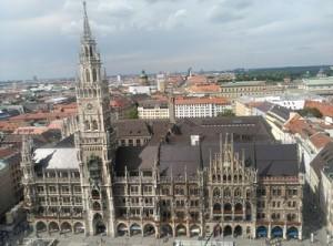 Nuevo Ayuntamiento de Múnich: un histórico monumento cautivador