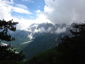Thethi, los alpes albaneses