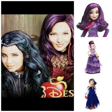 muñecas Descendientes