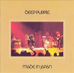 Made in Japan de Deep Purple