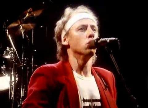 Mark Knopfler de los Dire Straits