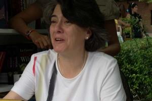 La escritora Matilde Asensi