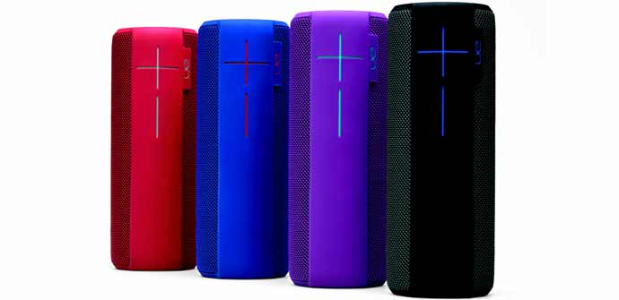 Megaboom, el altavoz bluetooth definitivo