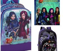 Mochilas descendientes disney
