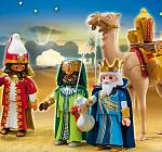 Belen Oriente Playmobil Navidad juguetes niños gaspar melchor baltasar