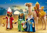 Reyes Magos Oriente Playmobil Navidad