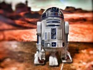STAR WARS R2D2 TAZAS STAR WARS