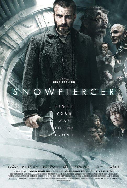 """Crítica de """"Snowpiercer"""", con Chris Evans y Tilda Swinton"""