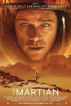 """Crítica de """"Misión Rescate"""", de Ridley Scott, con Matt Damon"""