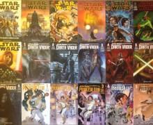 Todos los cómics de Star Wars publicados hasta el momento por Planeta Cómic