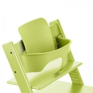 Trona Tripp Trapp con Baby Set verde