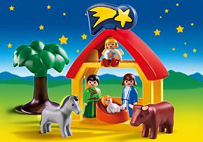 bcd10c10d8c Playmobil navideños  un original regalo para los niños - Galakia