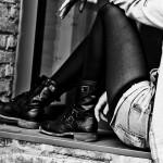 Botines moteros que pisan fuerte y demás botas tendencia