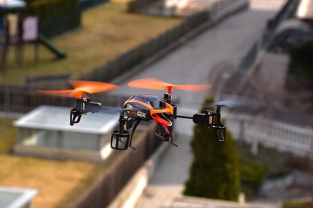Drones, los dueños del aire
