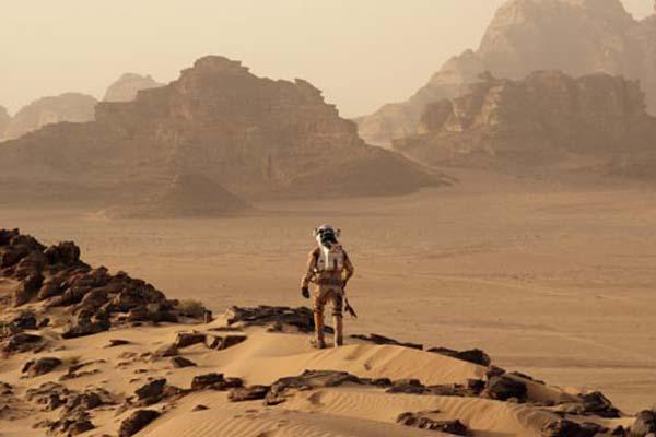 """Crítica de """"Marte (The Martian)"""", de Ridley Scott, con Matt Damon"""