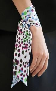 El famoso foulard Dior