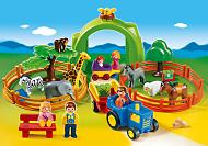 Mi primer zoo niños Playmobil 123