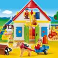 Las mejores casas de mu ecas de juguete for Casa playmobil 123
