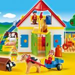 "Playmobil 123: los ""clicks"" para bebés desde 18 meses"