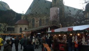 Navidad en Bolzano, Italia