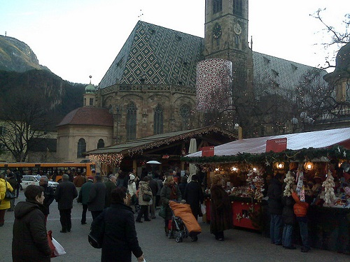 Navidad en Bolzano: el mercado navideño más famoso de Italia