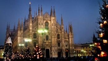 Vacaciones de diciembre en Italia