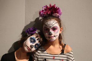 Maquillaje de fantasía disfraz infantil