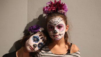 niños disfraces de halloween